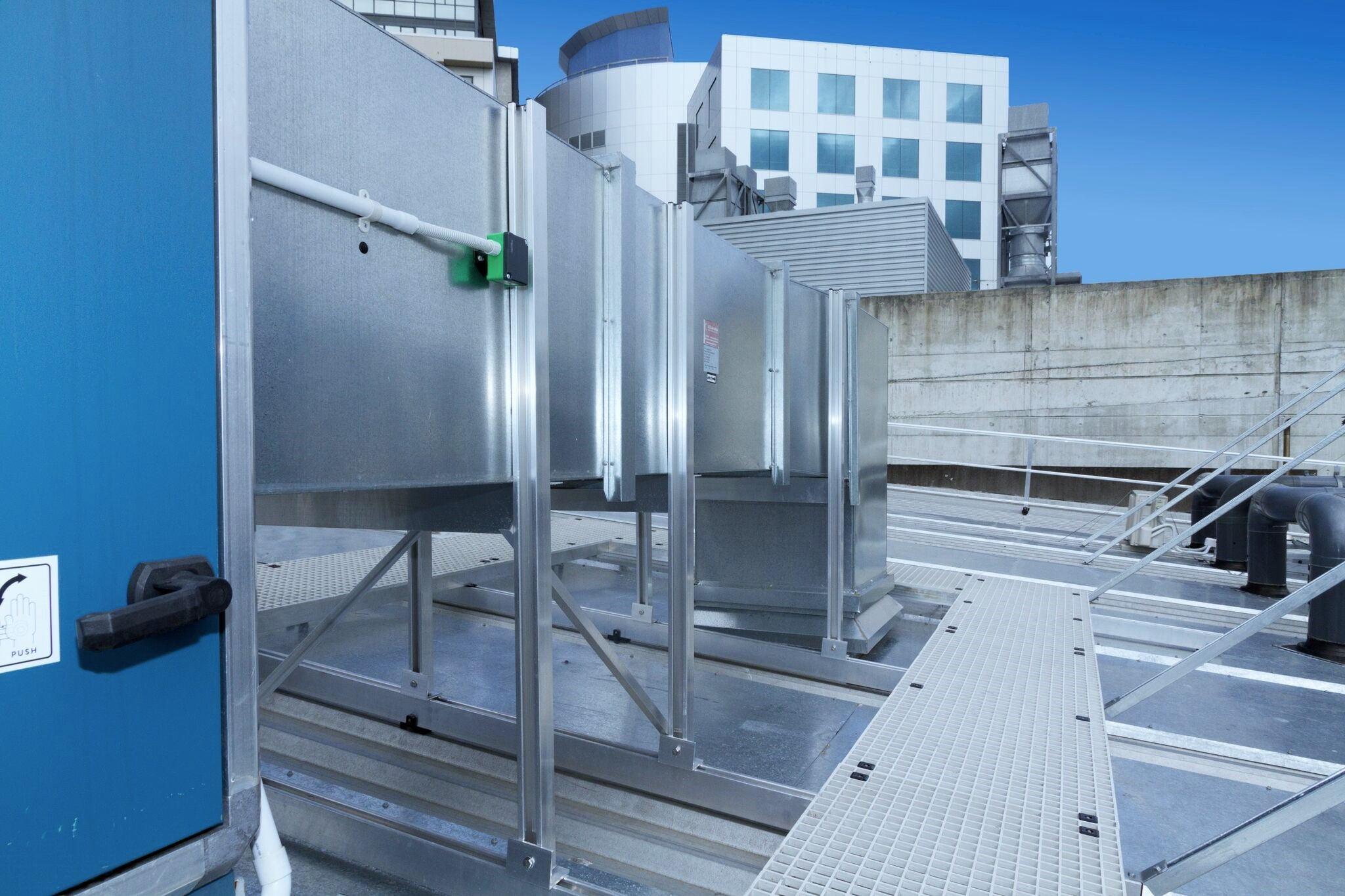 Aluminium Roof Mounting Solution Modular Mounting System