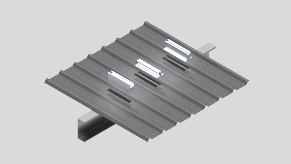 Monkeytoe Roof Fixings & Extrusions | Mounting Clips & Roof
